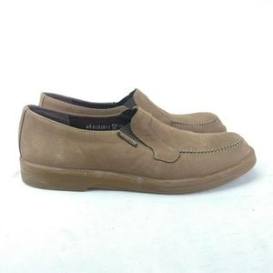 Mephisto Cool Air Women sz 9 Tan Loafer 156-30